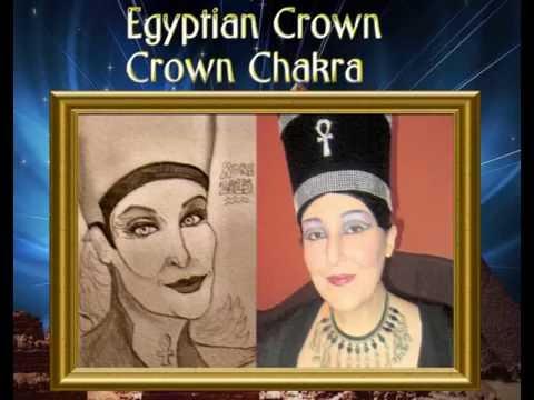 Egyptian Crown Chakra