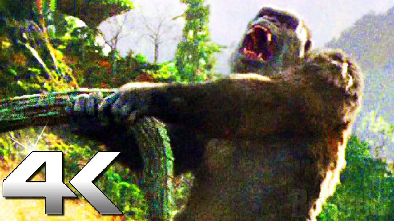 Download GODZILLA VS KONG Trailer 4K (2021) Ultra HD
