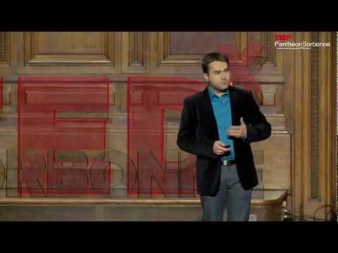 La confiance, moteur de partage: Frederic Mazzella at TEDxPantheonSorbonne