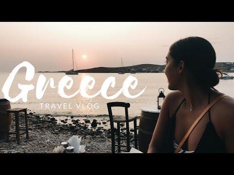 TRAVEL VLOG   Au Pair Holiday: Greece
