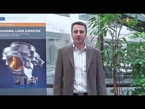 LASHARE TEETO LEA304 compact thin-film nanosecond laser source for thin film processing