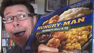 Hungry-Man Jumbo Popcorn Chicken Review