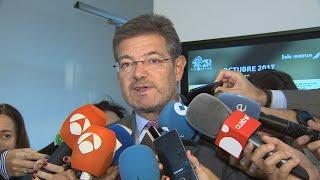 Catalá critica que Puigdemont no responda a lo que le pidió Rajoy