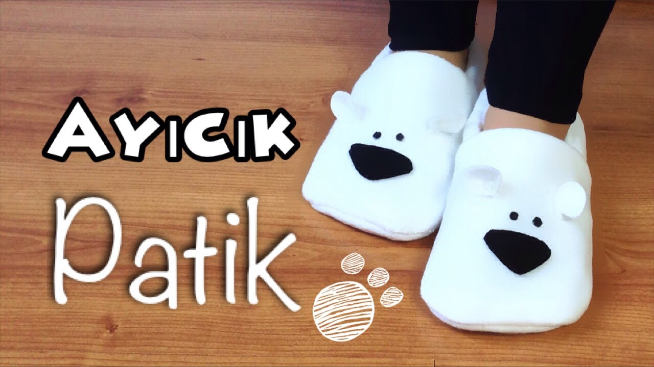 diy how to make slippers