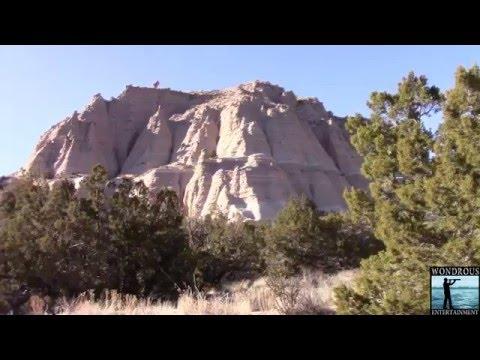 Amazing! Tent Rocks New Mexico