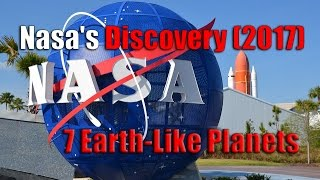 NASA's Latest Discovery (2017) TRAPPIST-1 (in Hindi) 7 Earth-Like Planets