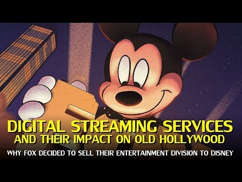 Why Fox Decided to Sell to Disney: The Impact of Streaming Services