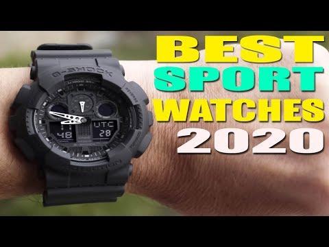 Best Sport Watches For Men 2020 - Top 5