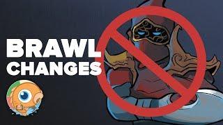 Brawl Changes!