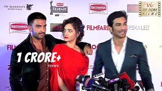 Ranveer Singh Kiss Ankita Lokhande In Front Of Sushant Singh Rajput | Six Sigma Films