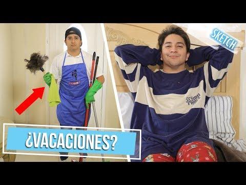 LA REALIDAD DE LAS VACACIONES | Mario Aguilar