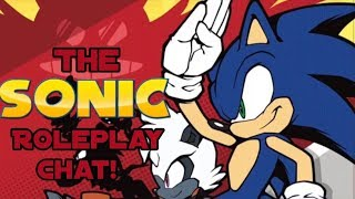 The Sonic Roleplay Chat + Music! 🎵