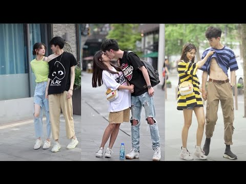 Couple Fashion On The Street (Ep3)