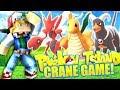 THE PIXELMON CRANE GAME TOURNAMENT! (Minecraft Pokemon) Pixelmon Island #13