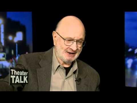 Theater Talk: Jules Feiffer, Playwright/cartoonist