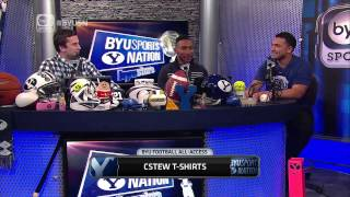 All-Access Interview with Michael Alisa on BYU Sports Nation