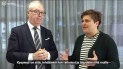Keskusteluja EU:sta - Silvia Modig ja Sture Fjäder