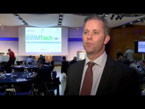 Interview with Karsten Gauger, Lauritzen Kosen A/S - BWMTech 2014