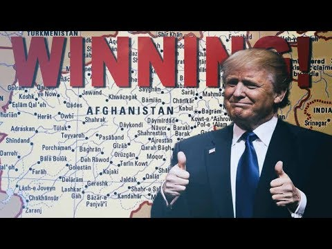 """What's The Definition of """"Winning"""" In Afghanistan?"""