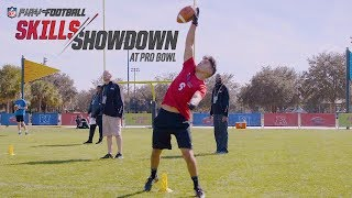 Pro Bowl Skills Showdown: High School Football Edition