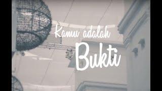 Virgoun - Bukti with text puisi