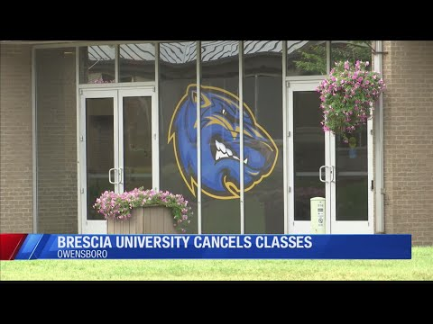 Brescia University closes for the rest of the day