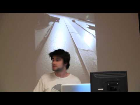 openFrameworks Developer Series :: Zach Gage (fragment)