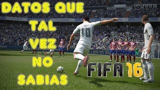 Vídeo FIFA 16