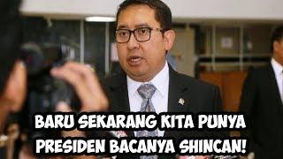 Download Video Fadli Zon Baru Sekarang Kita Punya Presiden Bacanya Shincan! Tim Jokowi Balas Begini MP3 3GP MP4