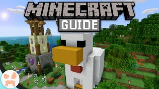 AUTO CHICKEN COOKER! | The Minecraft Guide - Minecraft 1.14.4 Lets Play Episode 64