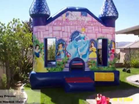 Inflatable Bounce House Rental Columbia Sc Youtube