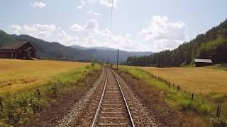 Bergen Railway - Breathtaking train journey through Norway - NSB