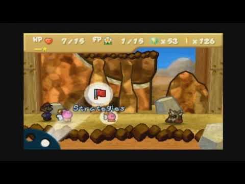 Paper Mario Part 7 - Mt. Rugged