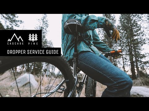 PNW Components Cascade & Pine 27.2 Dropper Post Service Video