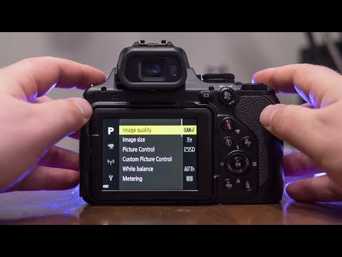 Nikon Coolpix P1000 - Beginner Guide