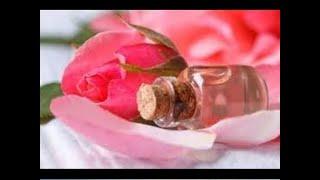 aceite de rosasreceta facil