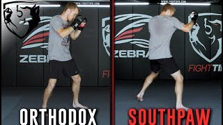 10 Ways to Switch Your Stance from Orthodox to Southpaw