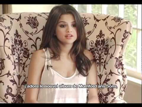 Selena Gomez - When The Sun Goes Down (Interview)
