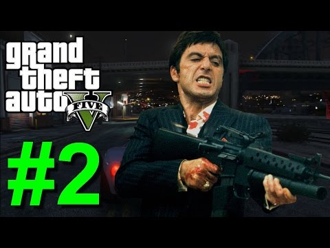 Thumbnail: RAGEUX GTA V EPISODE 2 SCARFACE