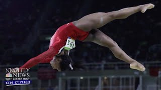Countdown To Summer Olympics: Hear From Members Of Team USA | Nightly News: Kids Edition