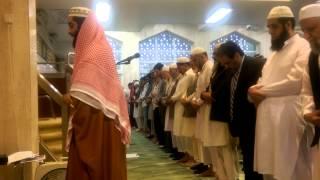 Jummah Prayer By Mufti Muhammad Shoaib In Masjid Ammar Wan Chai Hong Kong