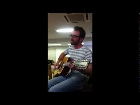 Adrian Kirwan  Iris  Acoustic Cover