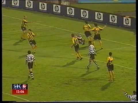 29J :: Sporting - 1 x Beira Mar - 1 de 2002/2003