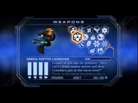 #69 Ratchet & Clank Future: Tools of Destruction   Weapons