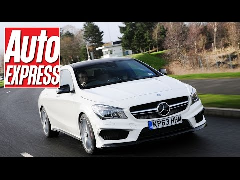 Mercedes CLA 45 AMG: what's it like to live with?