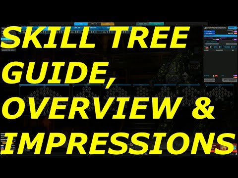 Repeat Skill Tree Official Release Review and Guide - MechWarrior