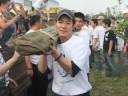 Jet Li's Charity Kick