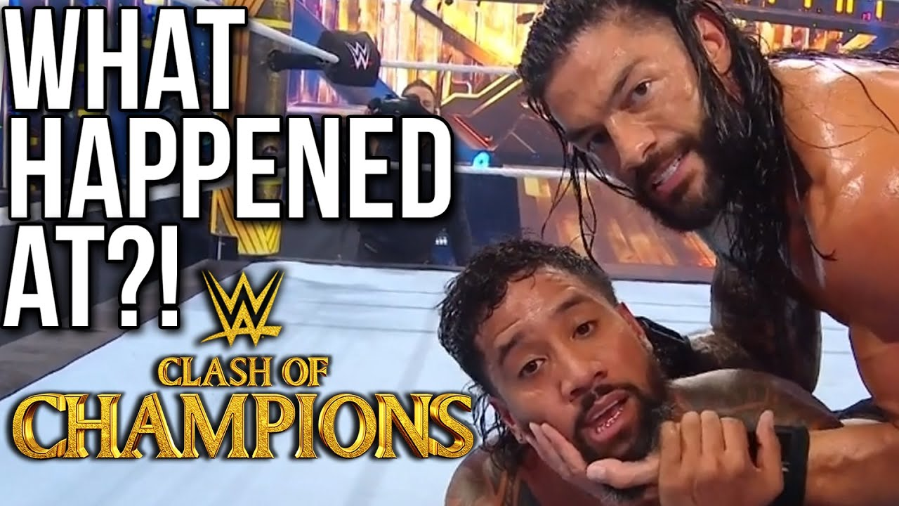 WWE Clash of Champions 2020 Results: Reviewing Top Highlights ...
