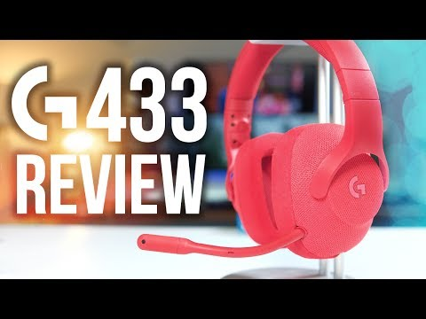 logitech-g433-gaming-headset-review!-7.1-surround-sound-for-$99