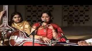 Hori Thumari in Raga Mishra Desh-Re rasiya tore karan